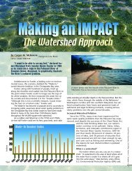 Making an IMPACT: The Watershed Approach - National ...