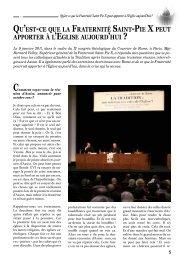 Nouvelles de Chrétienté 77 - La Porte Latine