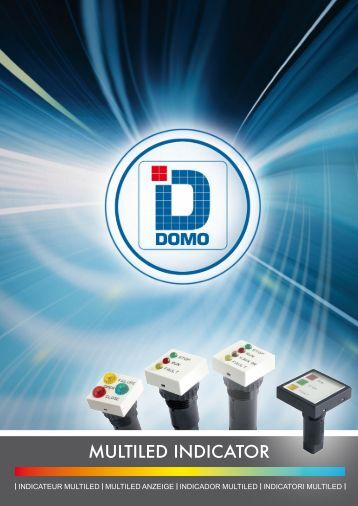 MULTILED INDICATOR - DOMO
