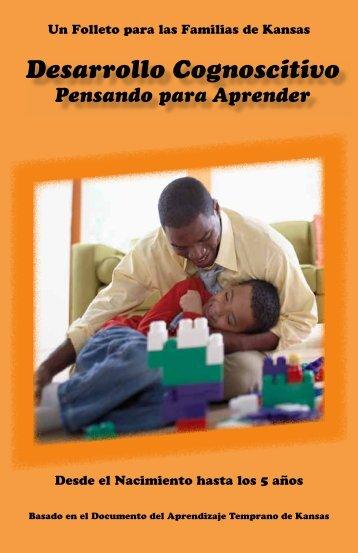 Desarrollo Cognoscitivo - Kansas State Department of Education
