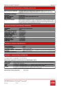 Thermofoil MSDS - Austral Insulation - Page 3