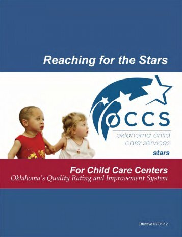 Reaching for the Stars - Oklahoma Department of Human Services