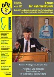 Download als PDF - Deutscher Arbeitskreis für Zahnheilkunde