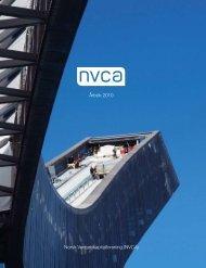 Årbok 2010 Norsk Venturekapitalforening (NVCA)