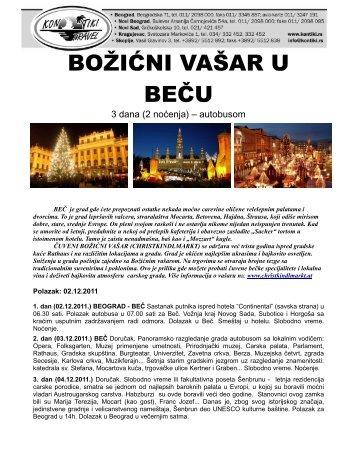 BEC - VASAR - Kontiki