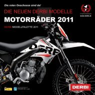 Katalog 2011 Download - Bikertreff Scharinger
