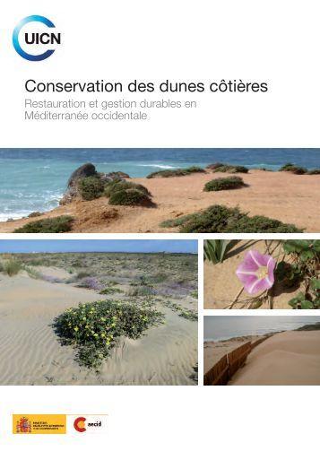 conservation des dunes cotières - IUCN
