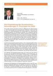 behandlungen in Thüringen bis 2020 - Thüringer Landesamt für ...