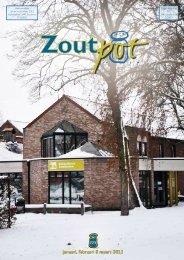 Zoutpot nr. 69 - januari 2013 - Stad Zoutleeuw