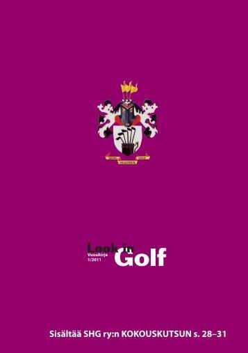 Look in Golf 1/2011