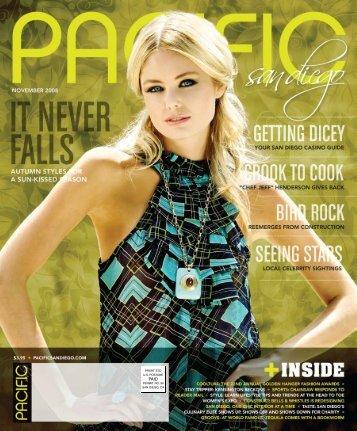 1108 November 2008.pdf - Pacific San Diego Magazine