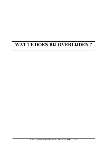 folder - Hoeselt.Be