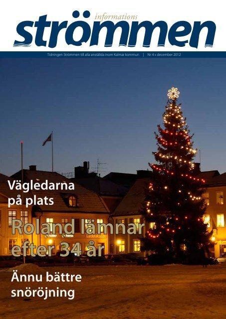 Strömmen december 2012 - Kalmar kommun