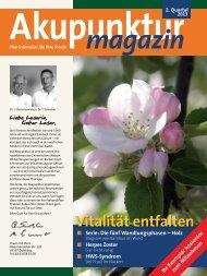 Ausgabe 2. Quartal 2013 - Praxis mit Herz