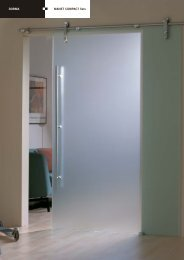 DORMA MANET COMPACT Sets - DORMA Interior Glas