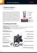 Elektroden-Schweißgerät - Rowi - Seite 4