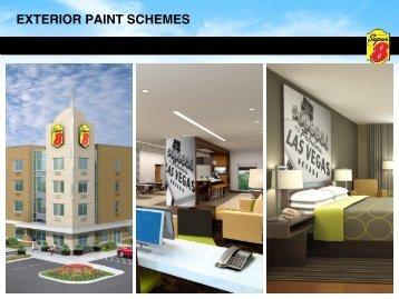 Exterior Color Combinations - Glidden® Paint