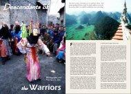 Warriors - Peace-on-earth.org