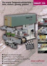 Datenblatt Smart 250 - Lang & Schmidt OHG