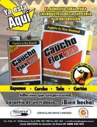Iniciales Editorial - Revista El Mueble y La Madera