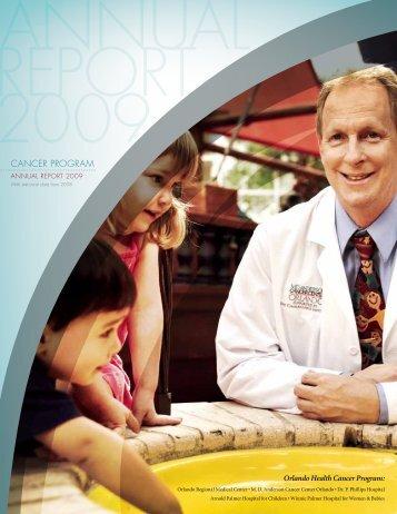 CANCER PROGRAM - Orlando Health