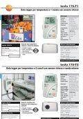 Ulteriori caratteristiche dei Data Logger Testo - Logismarket - Page 6