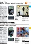 Ulteriori caratteristiche dei Data Logger Testo - Logismarket - Page 7
