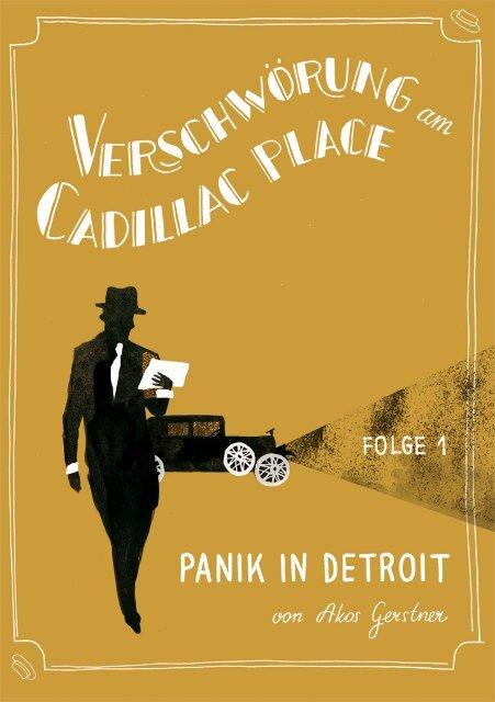 Panik in Detroit - jiffy stories
