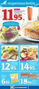 Kesä alkaa herkutellen - K-supermarket - Page 2