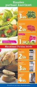 Kesä alkaa herkutellen - K-supermarket - Page 5