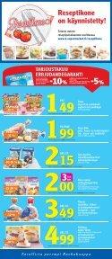 Kesä alkaa herkutellen - K-supermarket - Page 7