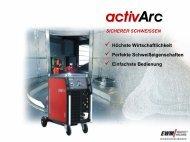 EWM-activArc - Reiz GmbH