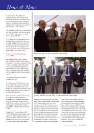 News & Notes - Radley College