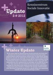 Update 2 # 2012 - Stenden Hogeschool