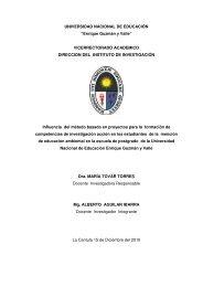"""""""Enrique Guzmán y Valle"""" VICERRECTORADO ACADEMICO ..."""