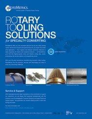 ROTARY TOOLING SOLUTIONS - RotoMetrics