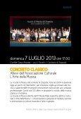 teatroemusicaincortile2013 - Molino Rosenkranz - Page 6