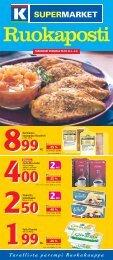 -25 % -49 % -35 % -26 % - K-supermarket