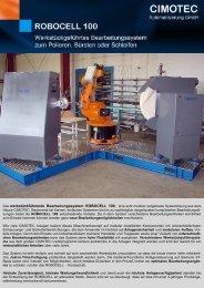 ROBOCELL 100 deutsch.pub - CIMOTEC Automatisierung Gmbh