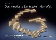 LED Matrix Prospekt - Das kreativste Lichtsystem der Welt - LEDS.de