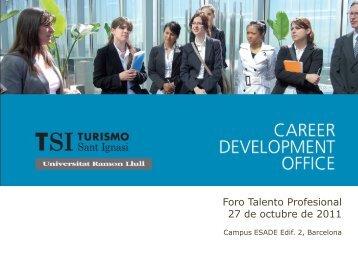 profesional - TSI-Turismo Sant Ignasi