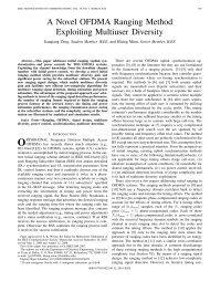 A Novel OFDMA Ranging Method Exploiting Multiuser Diversity