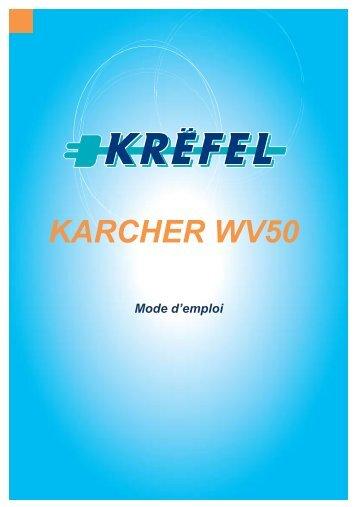 KARCHER WV50