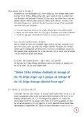 Børn og unge drikker mereend du tror - Sundhedsstyrelsen - Page 3