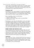 Børn og unge drikker mereend du tror - Sundhedsstyrelsen - Page 6