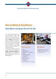 Secondhand-Kaufhaus