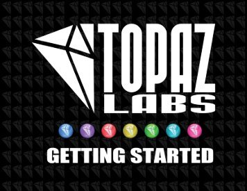 Download - Topaz Labs