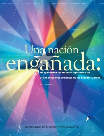 Una Nación Engañada - Centro Huerta del Rey