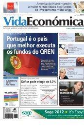 Portugal é o país que melhor executa os fundos ... - Vida Económica