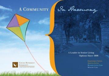 In Harmony - Chelsea Retirement Community
